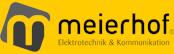 meierhof | Elektrotechnik & Kommunikation